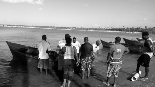 La pêche du Vendredi Saint