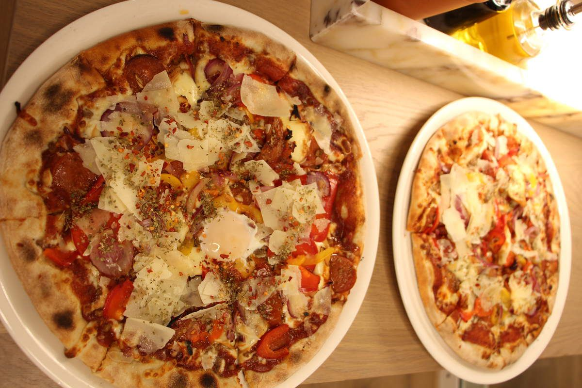 Vapiano Bordeaux - Pizza Cannibale
