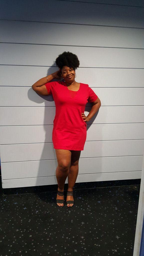 La Robe Rouge et Moi