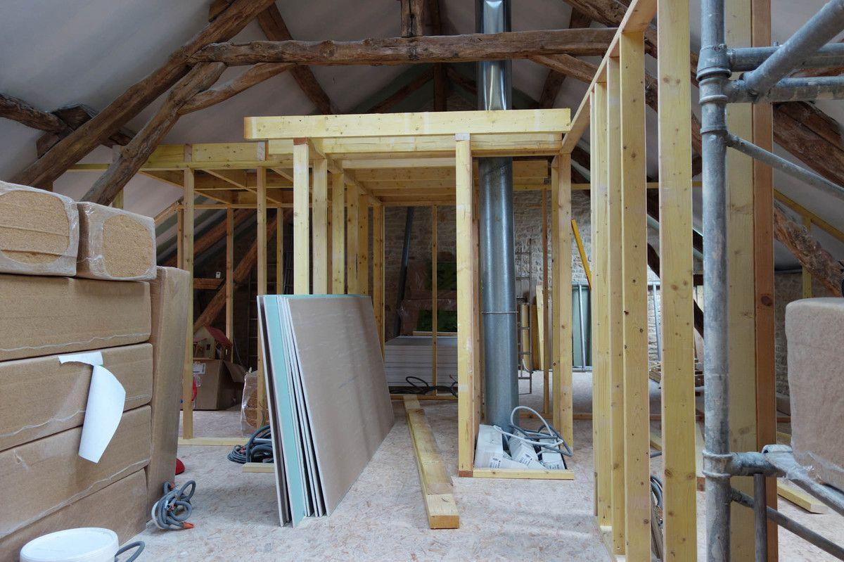 100 1er mai faites du travail r novation d 39 une - Renovation d une grange en maison d habitation ...
