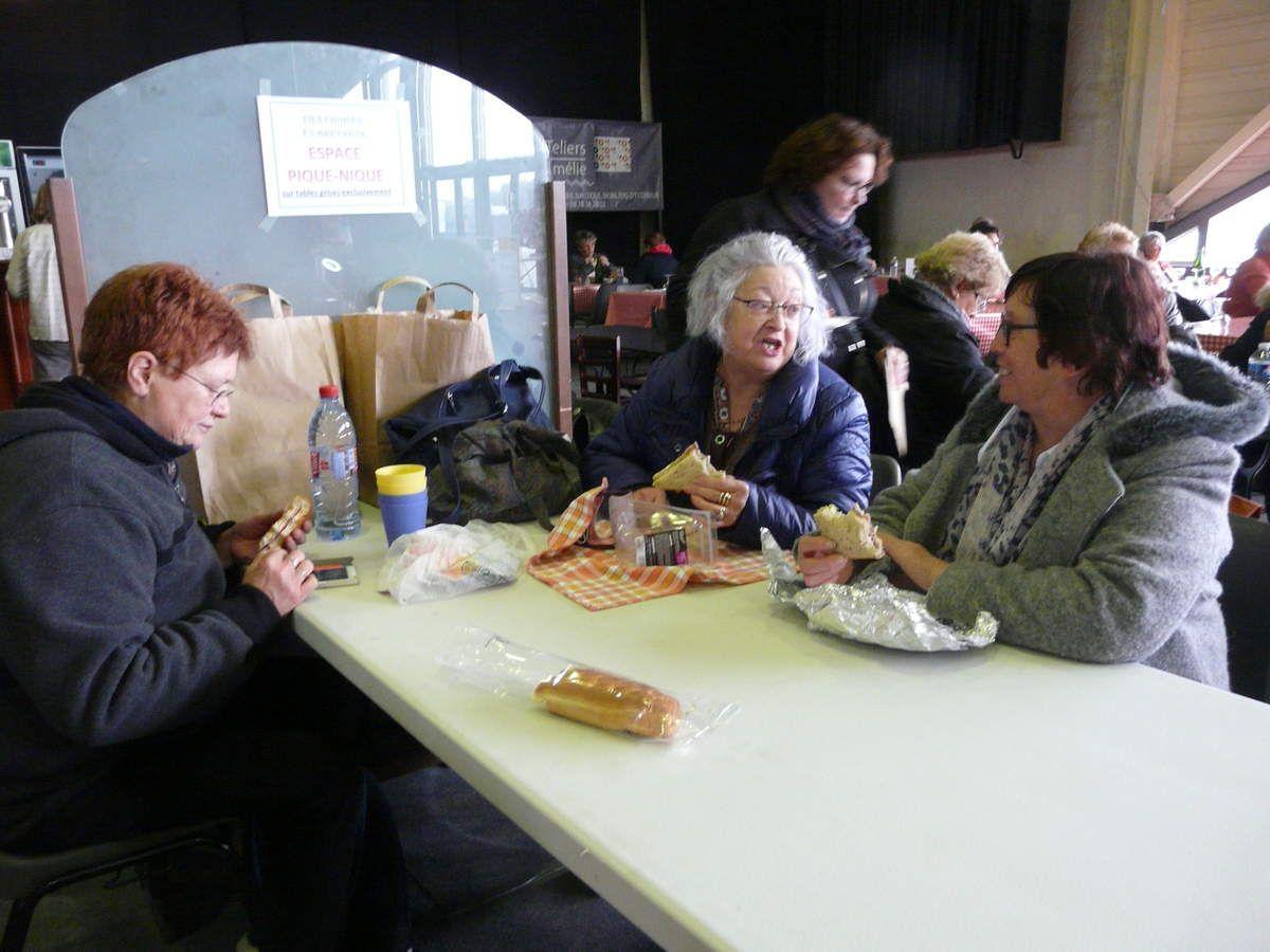 Le salon fils croisés en Bretagne - la fin