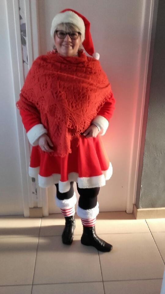 Un message de la mère Noël