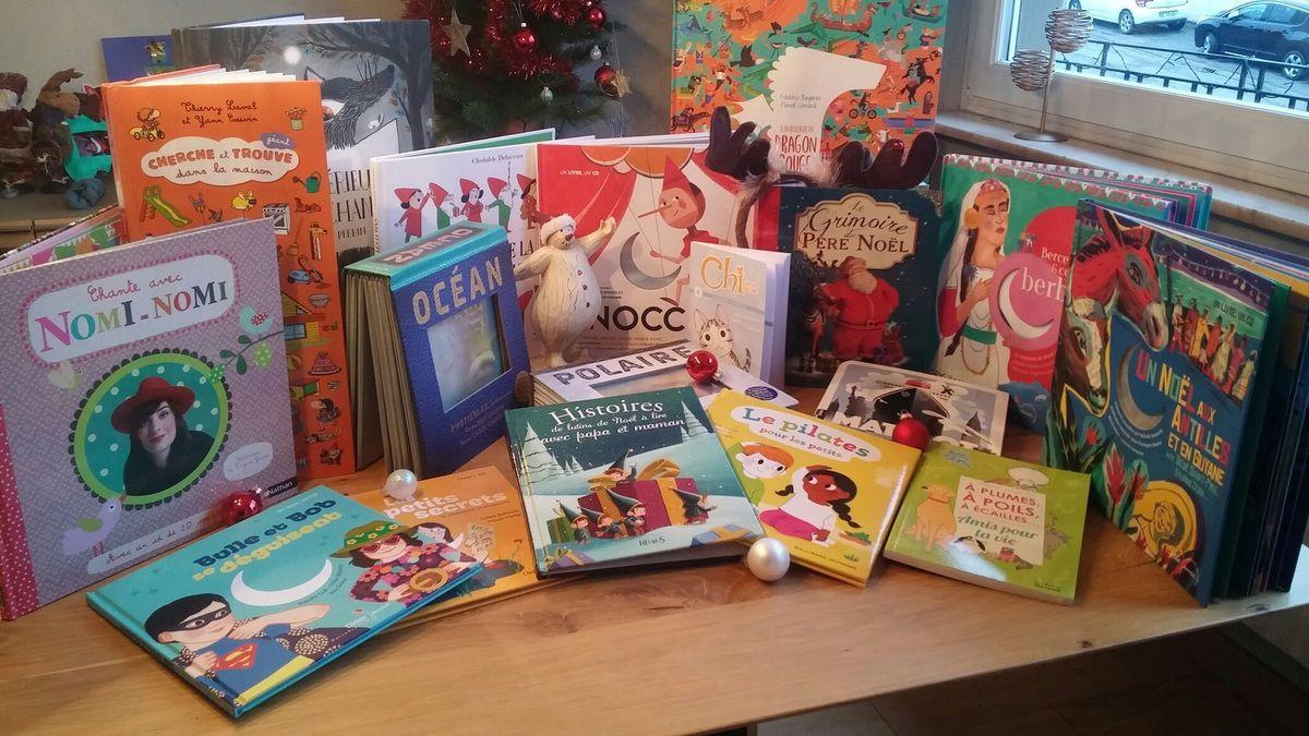 Idée cadeau de noël, les livres à offrir à un enfant !