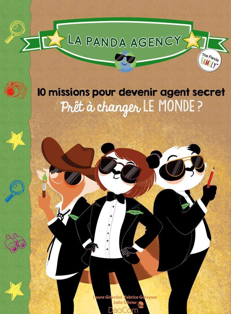 Découvre ton talent avec The Panda Family !