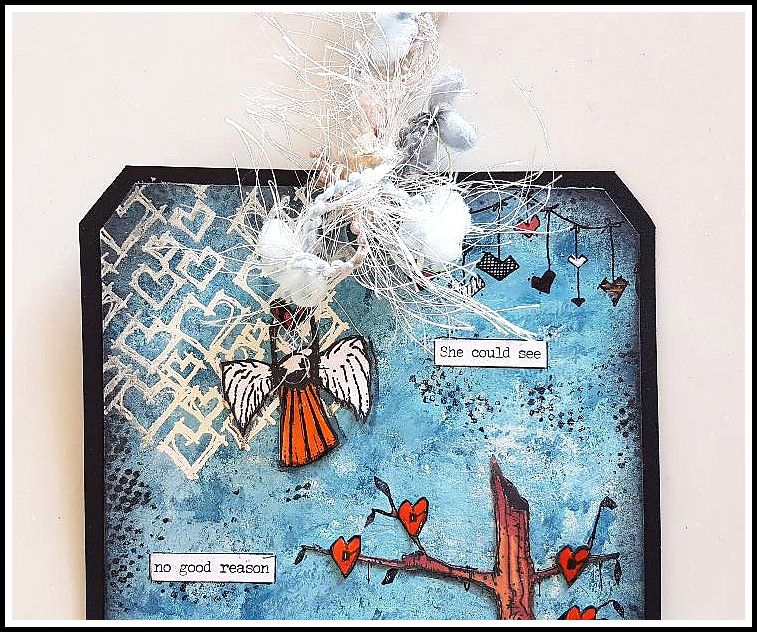CHALLENGE STAMPOTIQUE DESIGN - TAGS GALORE