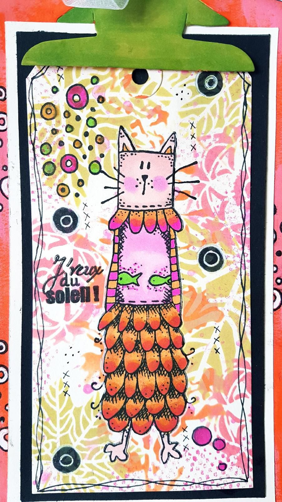 CHAT MIXED MEDIA