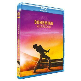 Bohemian rhapsody , DVD & Blu-ray
