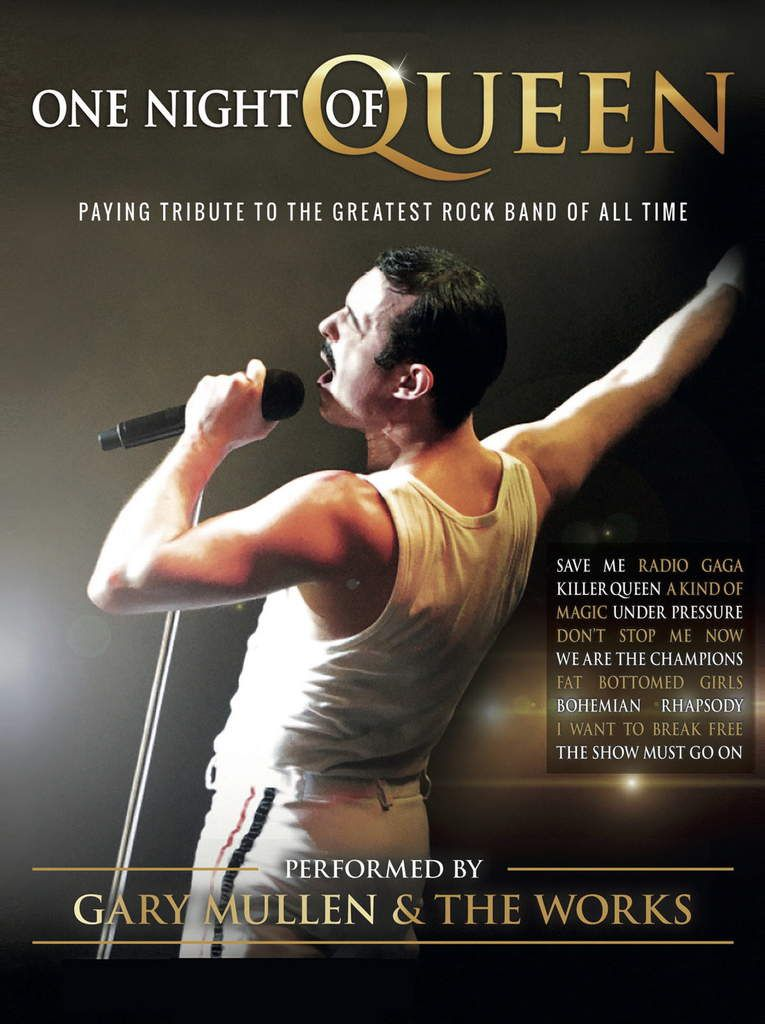 ONE NIGHT OF QUEEN-TOURNEE 2020