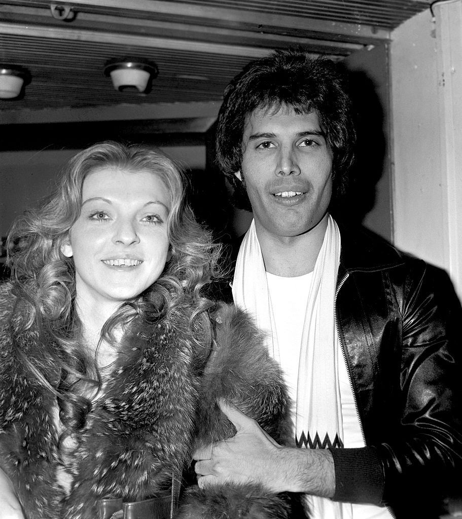 Mary Austin, le grand amour de Freddie Mercury