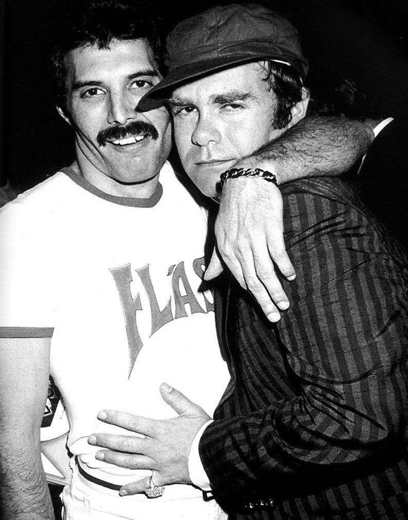 Freddie Mercury : ce surprenant surnom trouvé pour son ami Elton John