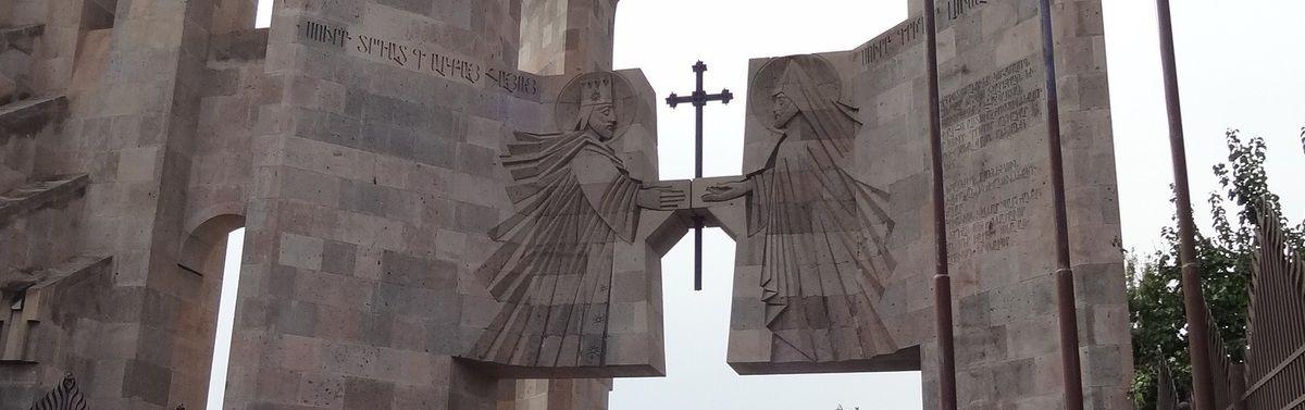 L'église orthodoxe arménienne : un peu d'histoire.