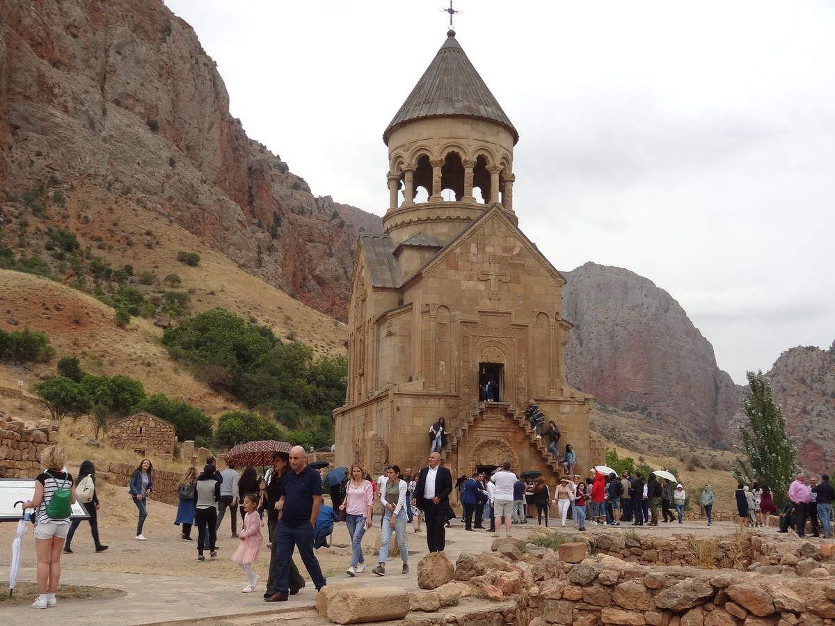 Le monastère de Noravank
