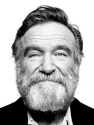 So talented #RIPRobinWilliams #CaptainMyCaptain...