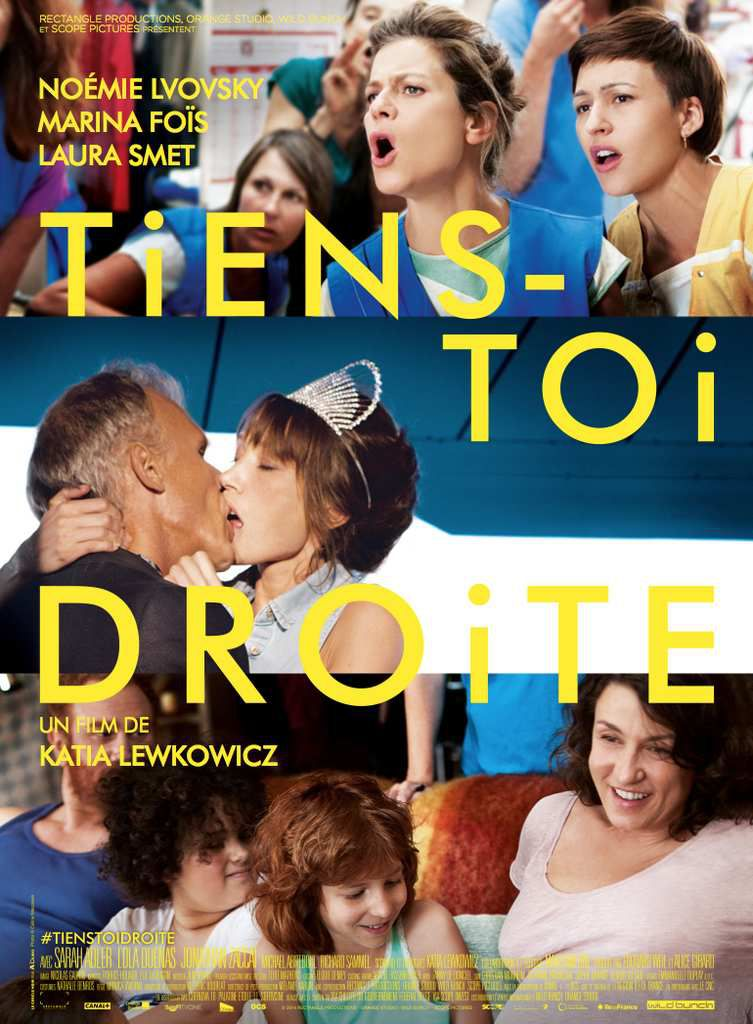 """""""TIENS-TOI DROITE"""", TEASERS"""