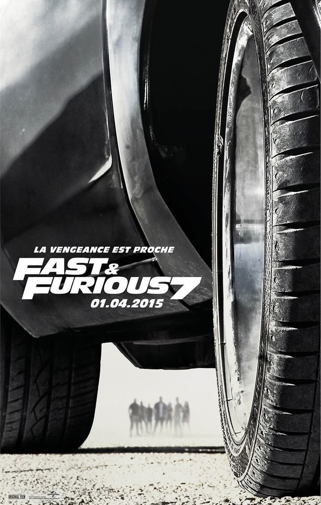 """FAST AND FURIOUS 7"", BANDE-ANNONCE & BONUS"