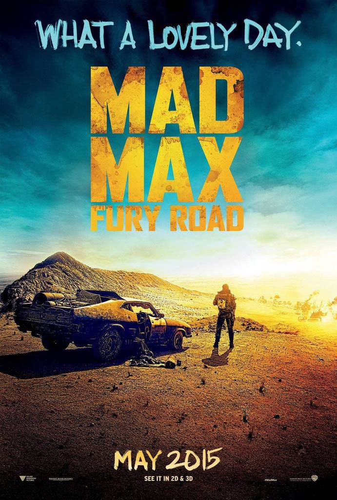 """""""MAD MAX 4: FURY ROAD"""", BANDE-ANNONCE"""