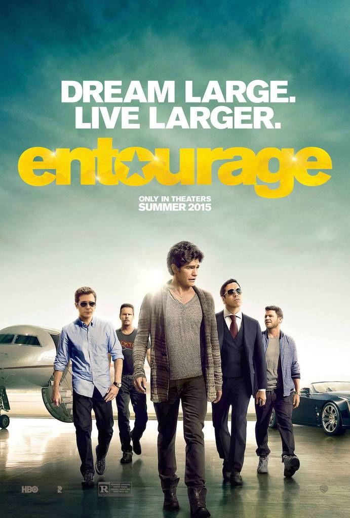 """""""ENTOURAGE"""", LA NOUVELLE BANDE-ANNONCE !"""