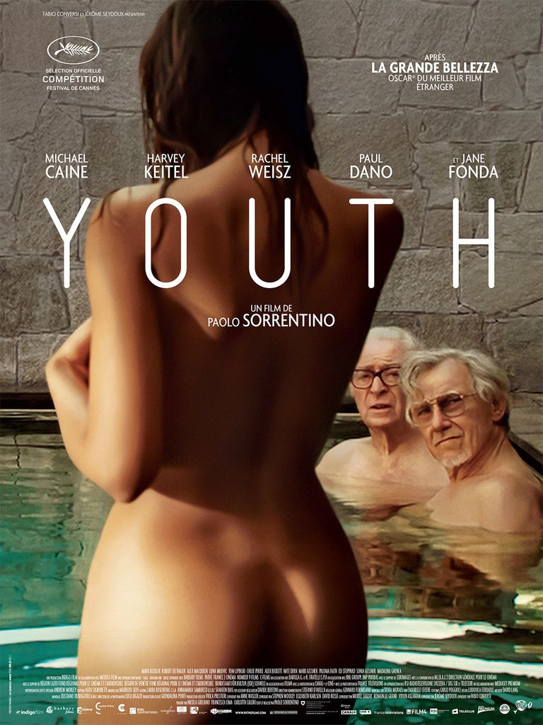 "#CANNES2015 : ""YOUTH"", BANDE-ANNONCE ET AFFICHE"