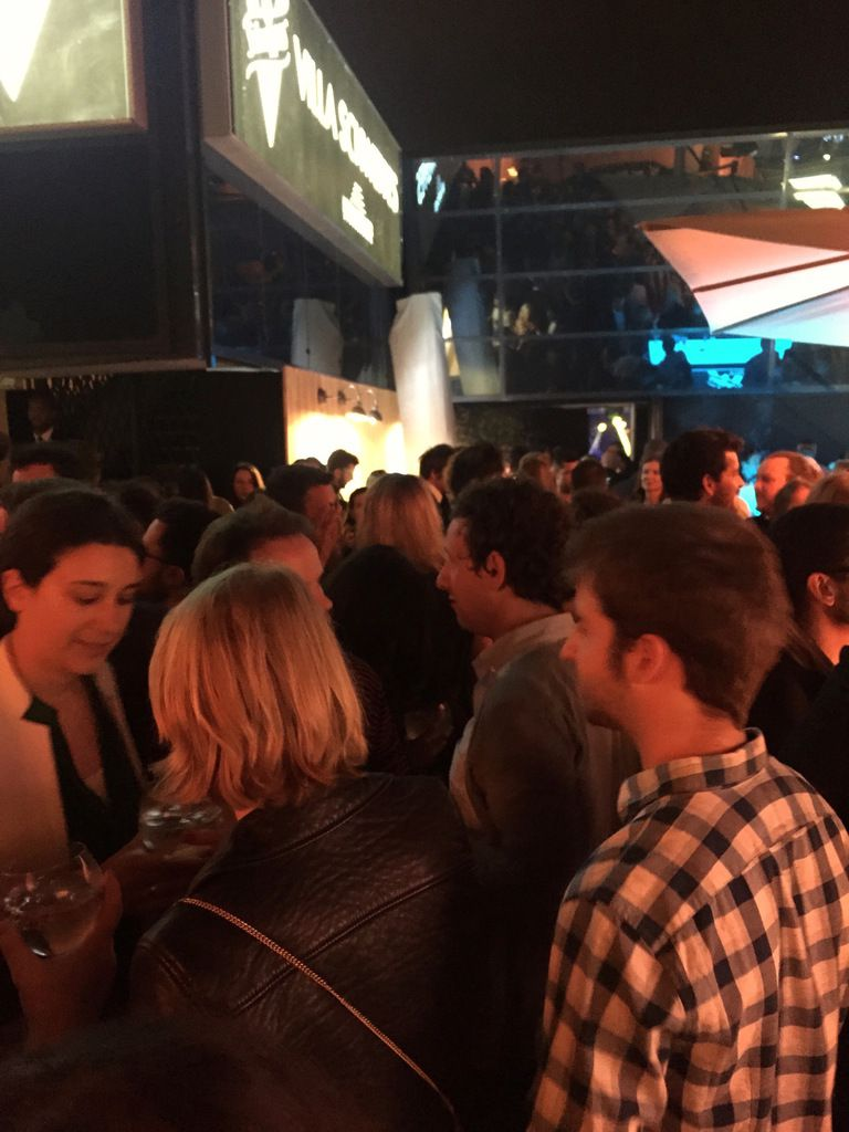 #Cannes2015 @villaschweppes