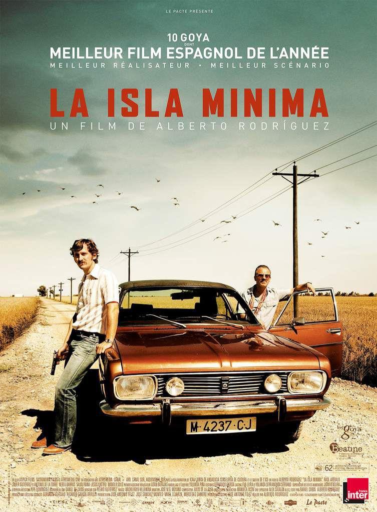 """""""La Isla mínima"""" de Alberto Rodriguez"""