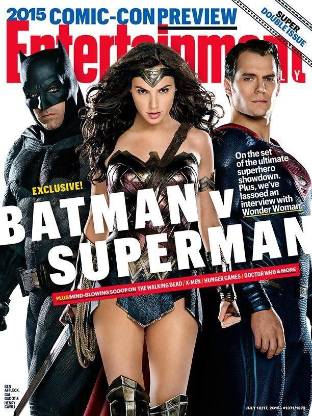 """""""BATMAN V SUPERMAN"""": LE PLEIN DE PHOTOS INÉDITES !"""