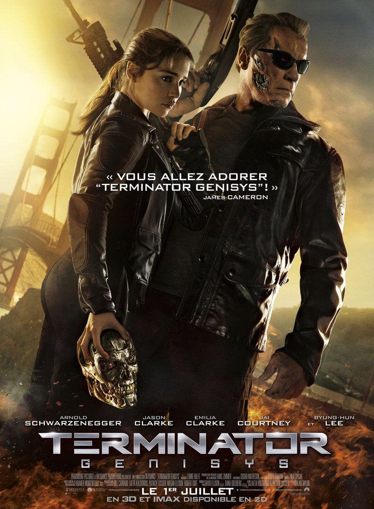 """Terminator Genisys"" d'Alan Taylor"