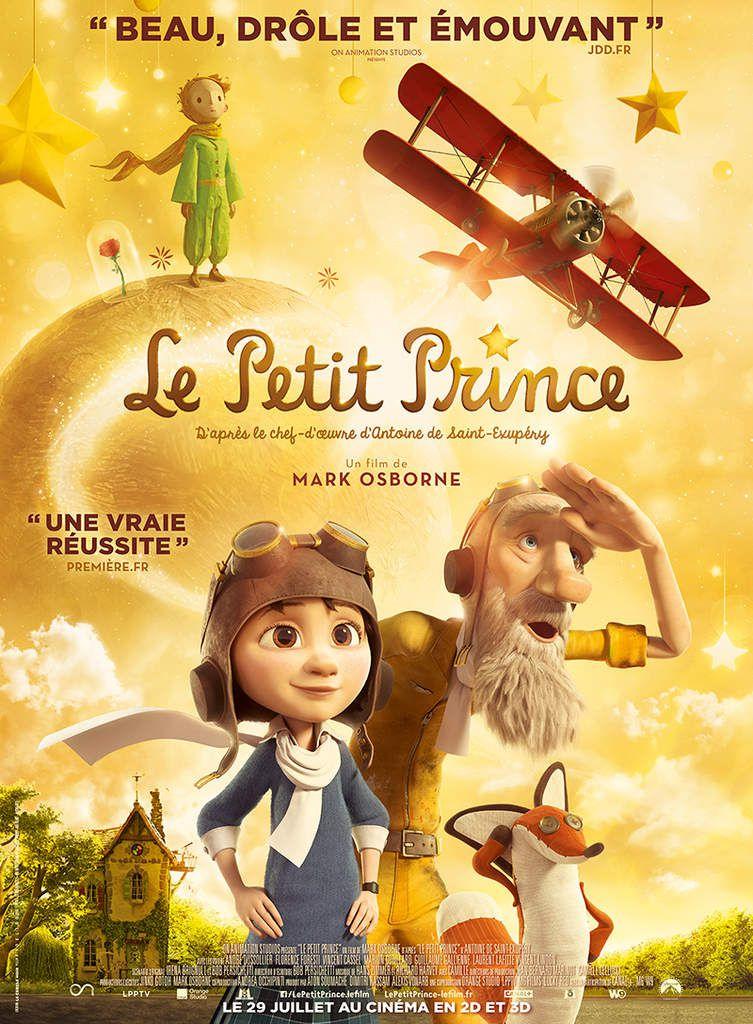 """""""Le Petic Prince"""" de Mark Osborne"""