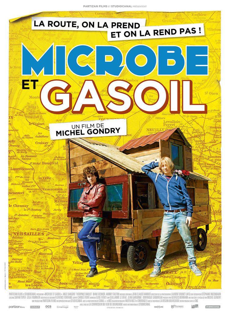 """""""MICROBE ET GASOIL"""": NOTRE CRITIQUE DU PROCHAIN MICHEL GONDRY !"""