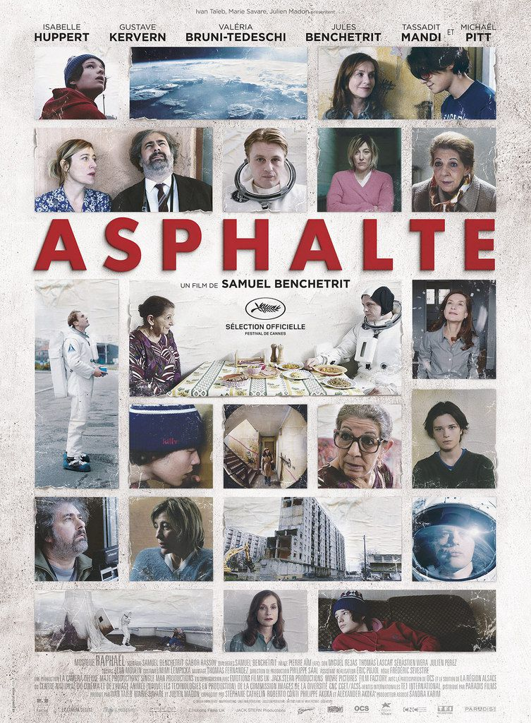 "CRITIQUE: ""ASPHALTE"""