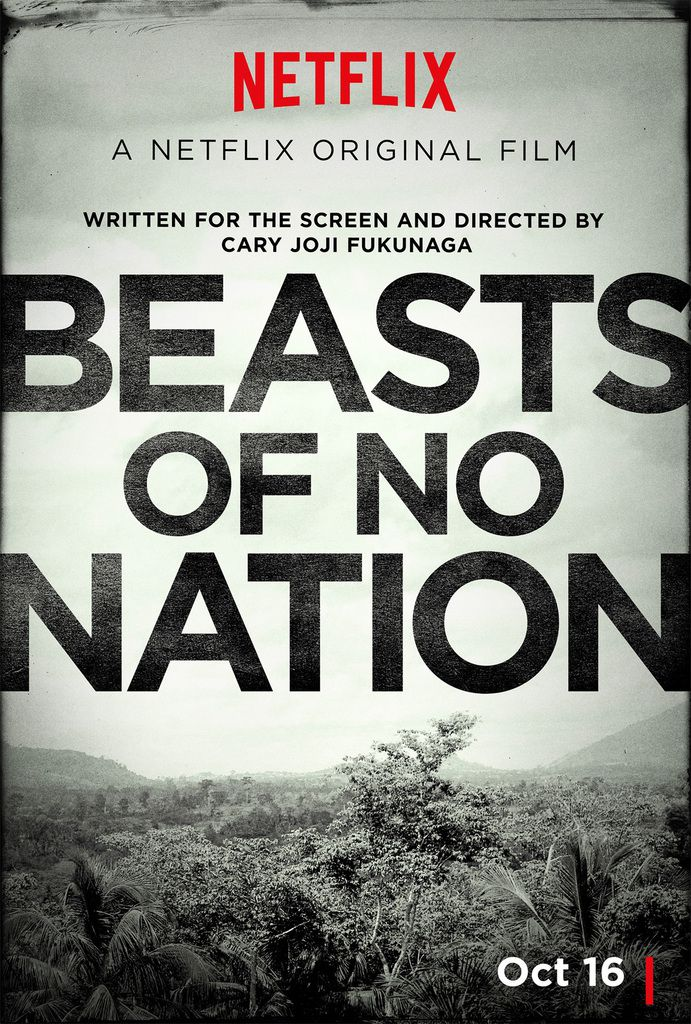 """BEASTS OF NO NATION"": LE PREMIER FILM DE LA PLATEFORME NETFLIX !"