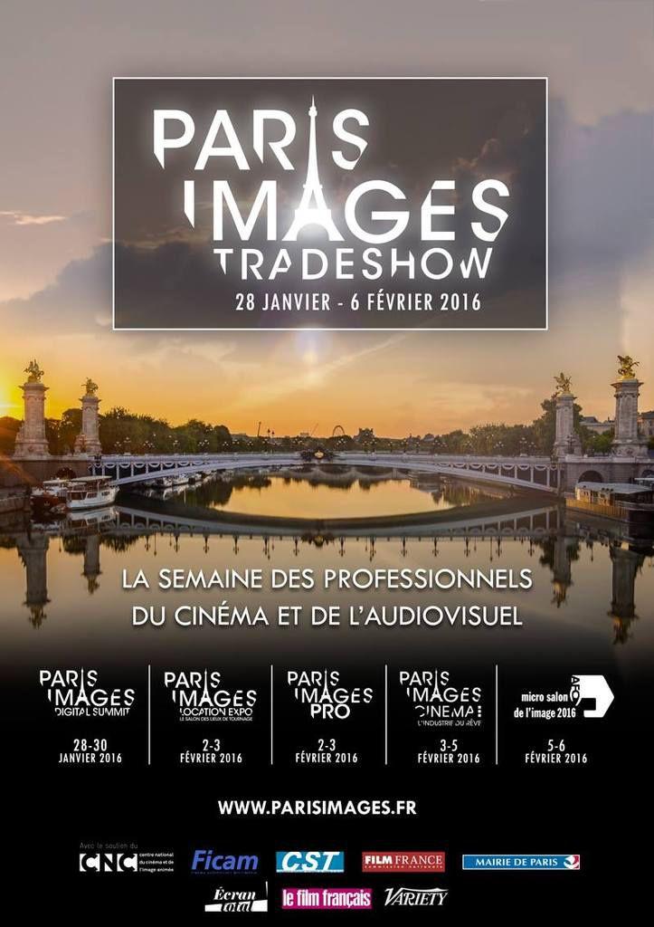 PARIS IMAGES TRADE SHOW, 3ÈME ÉDITION