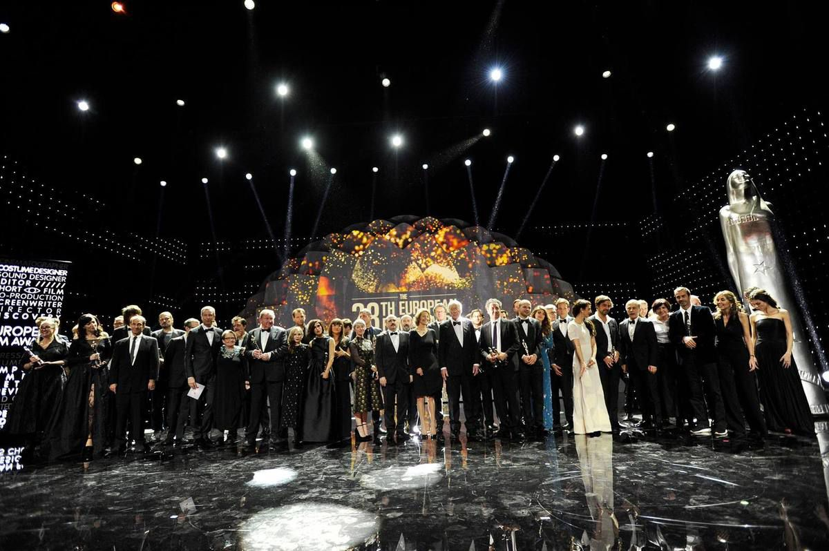 LE PALMARÈS DES EUROPEAN FILM AWARDS 2015