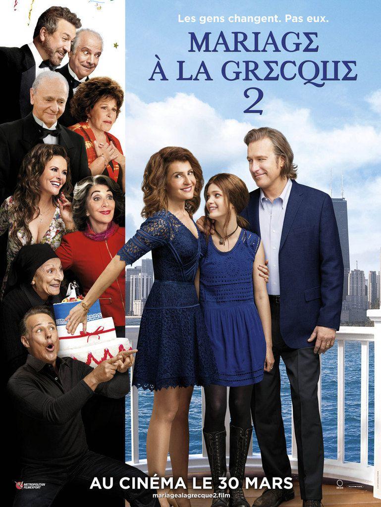 """""""MARIAGE À LA GRECQUE 2"""", BANDE-ANNONCE"""