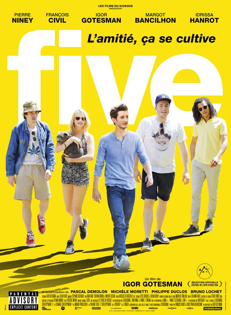 "CRITIQUE: ""FIVE"""