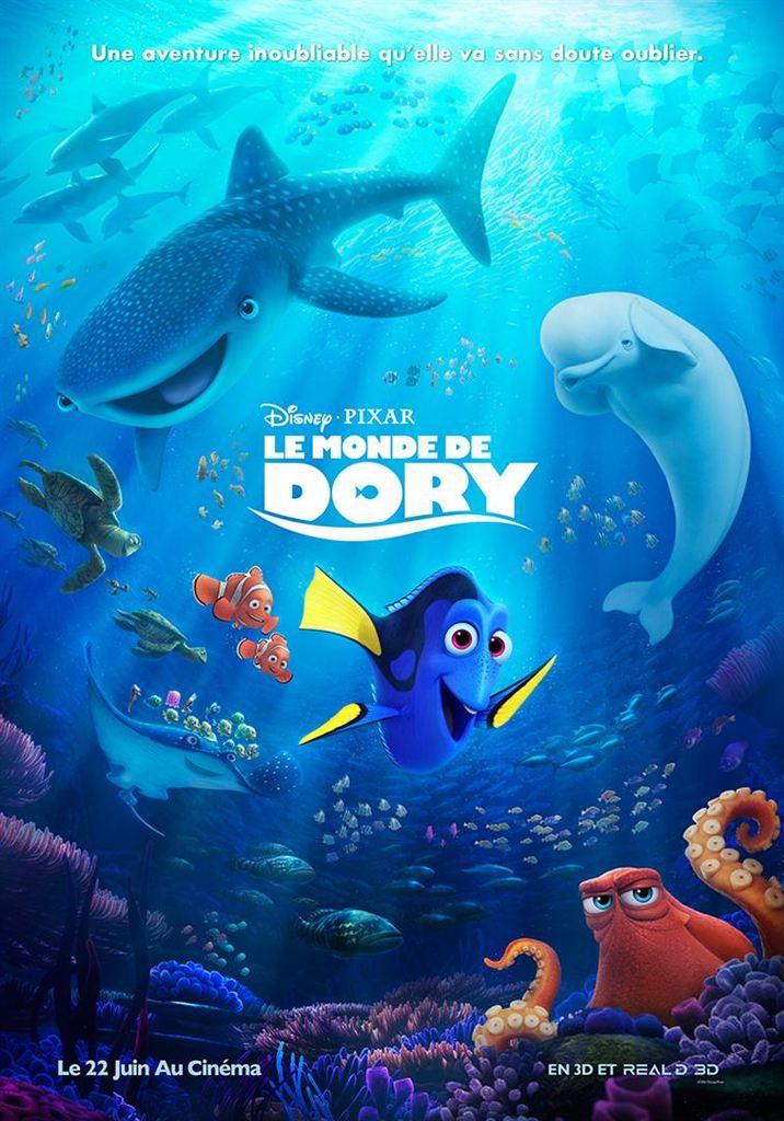 """""""LE MONDE DE DORY"""", DERNIÈRE BANDE-ANNONCE !"""