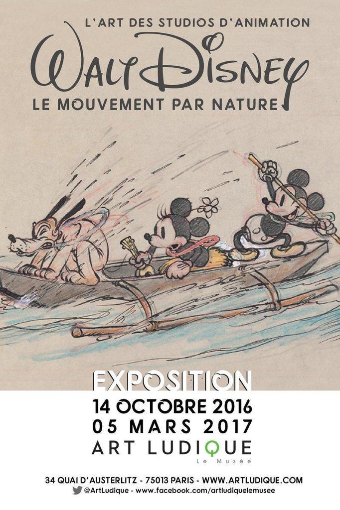 DISNEY S'INVITE AU MUSÉE ART LUDIQUE !