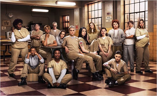"5 RAISONS DE REGARDER ""ORANGE IS THE NEW BLACK"""