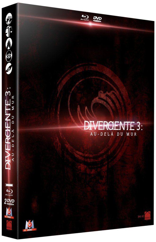 """DIVERGENTE 3: AU-DELÀ DU MUR"", AUJOURD'HUI EN BLU-RAY"