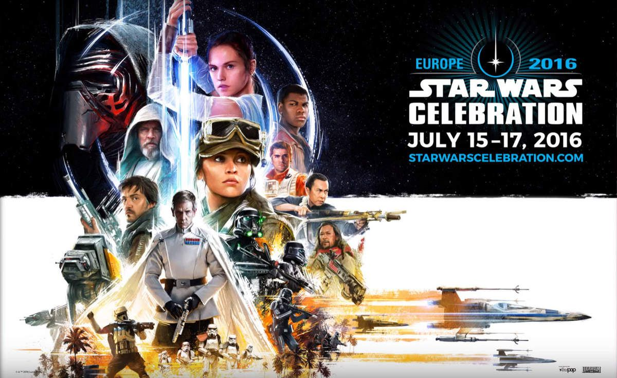 LE PROGRAMME DE LA STAR WARS CELEBRATION !