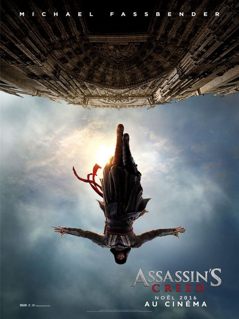 """ASSASSIN'S CREED"", NOUVELLE BANDE-ANNONCE !"