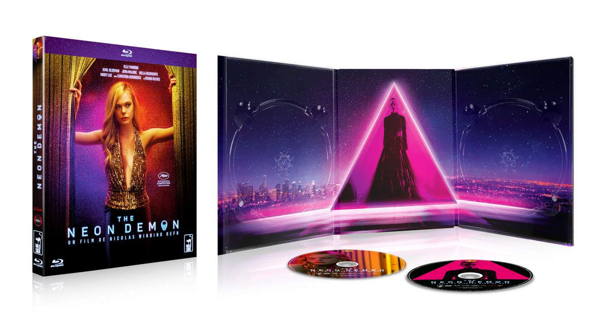 "CONCOURS DVD/BLU-RAY ""THE NEON DEMON"" !"