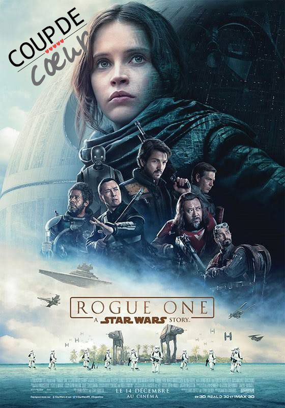 "CRITIQUE: ""ROGUE ONE: A STAR WARS STORY"" (SANS SPOILERS)"