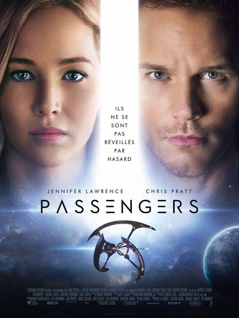 """""""PASSENGERS"""", DÉCOUVREZ LES EXTRAITS DU FILM !"""
