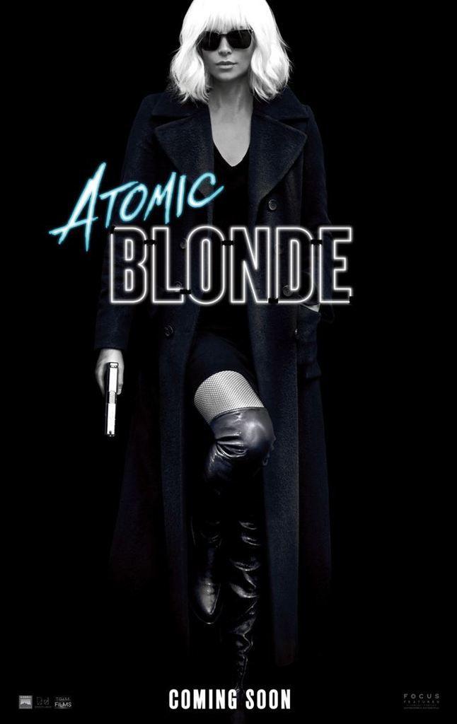 """""""ATOMIC BLONDE"""", LE NOUVEAU FILM DU RÉALISATEUR DE """"JOHN WICK"""" ET """"DEADPOOL 2"""""""