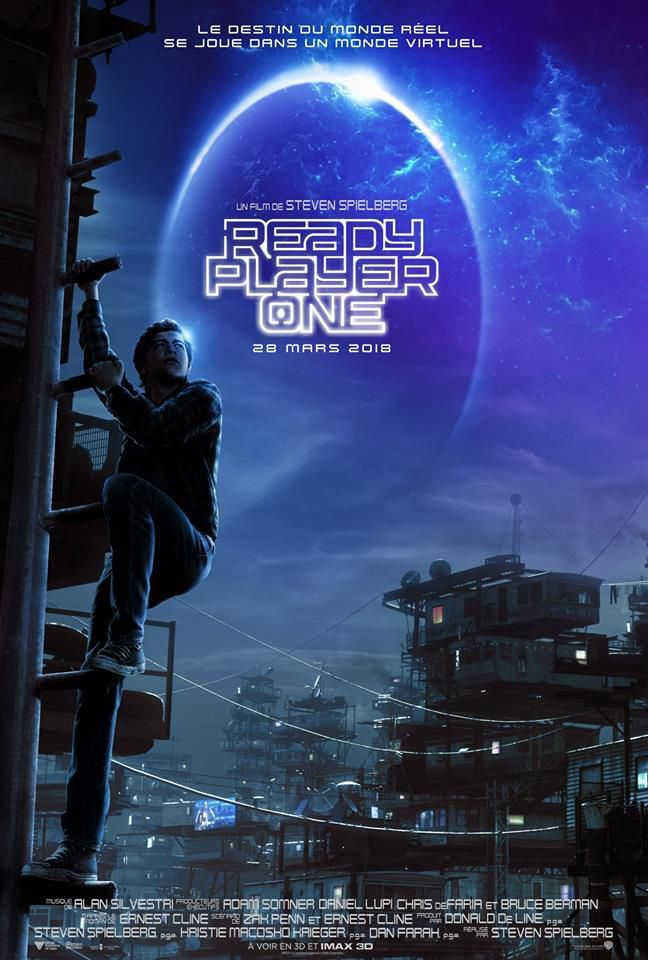 #LBADLS #READYPLAYERONE