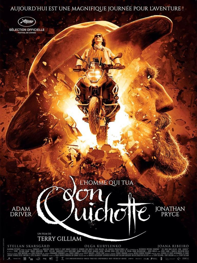 "CRITIQUE: ""L'HOMME QUI TUA DON QUICHOTTE"""