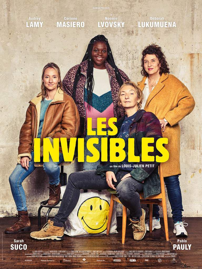 "CRITIQUE: ""LES INVISIBLES"""
