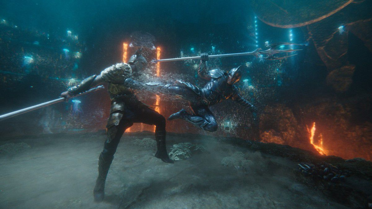 CRITIQUE #AQUAMAN