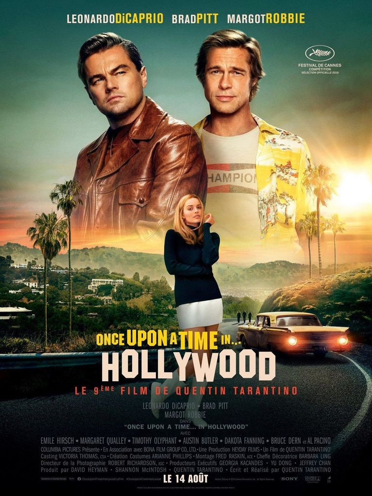 "CRITIQUE: ""ONCE UPON A TIME... IN HOLLYWOOD"""