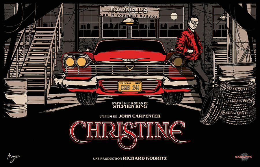#CHRISTINE, COFFRET ULTRA COLLECTOR #13